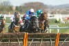Aintree Grand National Meeting: Thursday 4th April 2013: The Matalan Anniversary 4-Y-O Juvenile Hurdle Race (Class 1) (Grade 1)