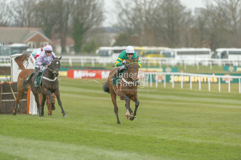 Aintree Grand National Meeting: Friday 5th April 2013: The Rose Appeal Supports Alder Hey Top Novices' Hurdle Race (Class 1) (Grade 2)