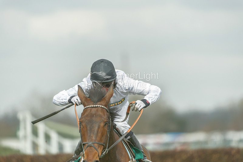 Aintree Grand National Meeting: Friday 5th April 2013: The John Smiths' Melling Steeple Chase (Class 1) (Grade 1)