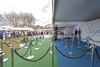 Aintree Grand National Meeting: Friday 5th April 2013: Matalan sponsored Style Enclosure in the Red Rum Garden