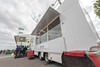 Aintree Grand National Meeting: Friday 5th April 2013: Channel 4 Racing Mobile Studio