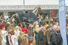 Aintree Grand National Meeting: Friday 5th April 2013: Red Rum Statue
