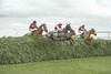 Aintree Grand National Meeting: Friday 5th April 2013: The John Smiths' Topham Steeple Chase (Handicap) (Class 1) (Grade 2)
