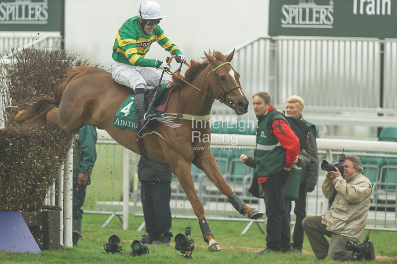 Aintree Crabbie's Grand National Meeting 2014 Thursday3rd April