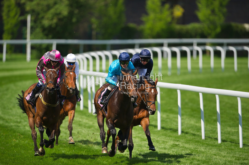 Chester Races May Festival Day 3 Boodles City' Day11th May 2012. Boodle Diamond Ormonde Stakes Won by Memphis Tennessee, Joseph O'Brien.