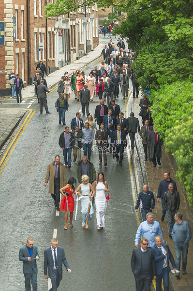 Chester May Festival 2014 Ladies Day