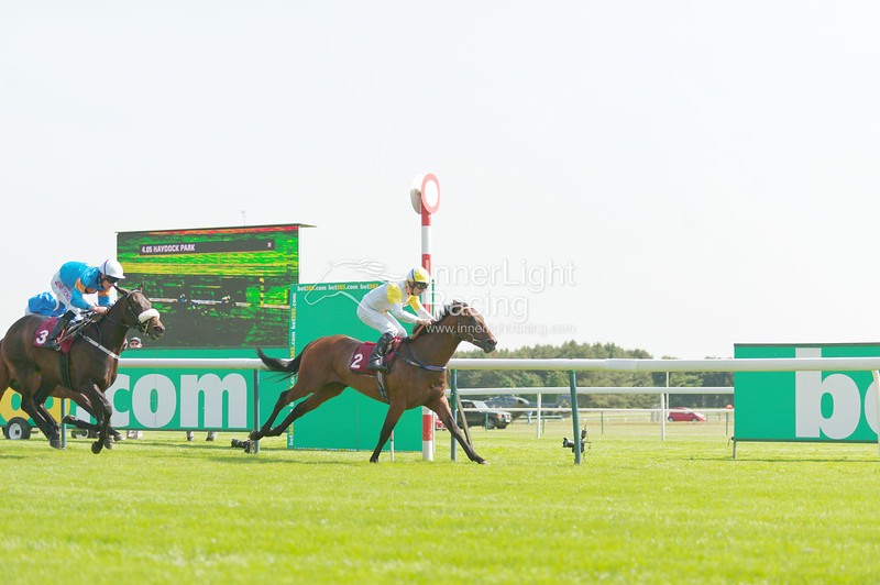 Haydock Park Lancashire Oaks & Old Newton Cup Day; The Mobile At bet365.com Nursery Handicap Stakes (Class 3)