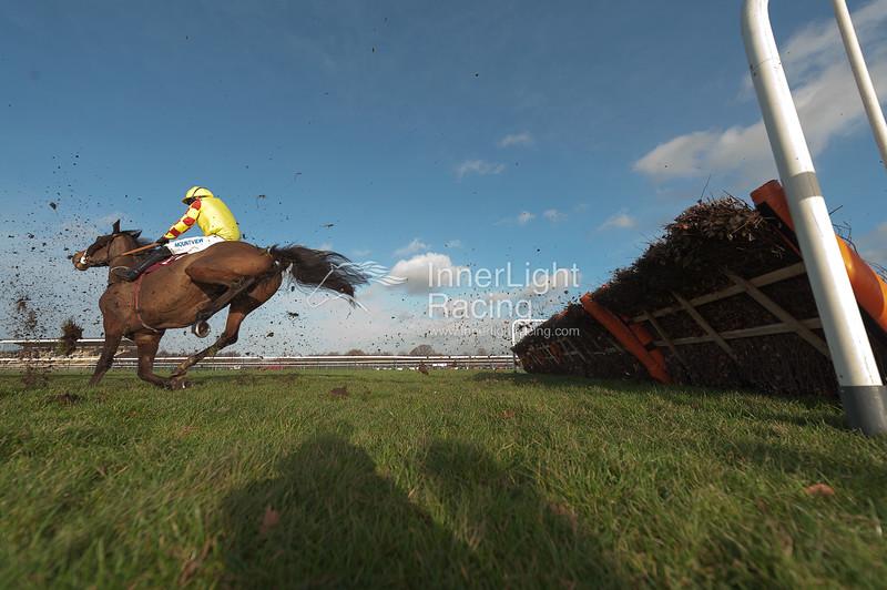 Tommy Whittle Chase Raceday Haydock Park Sat 21st December 2013