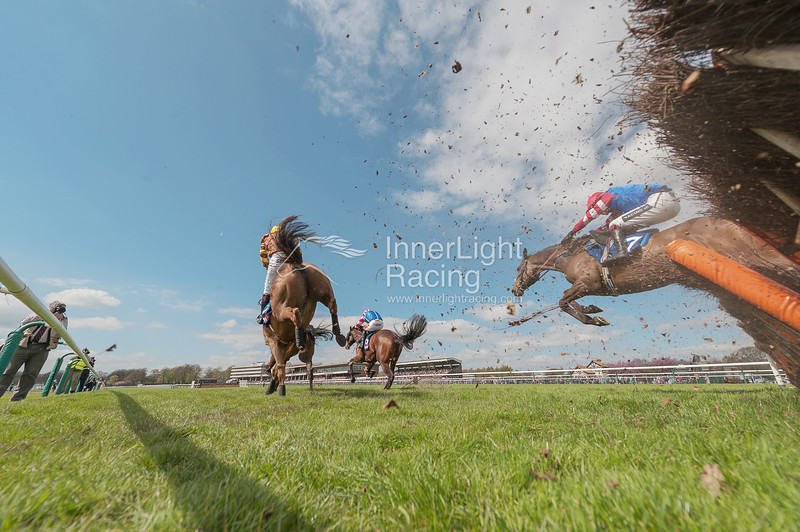 Haydock Park Easter Family Day; Saturday 19th April 2014