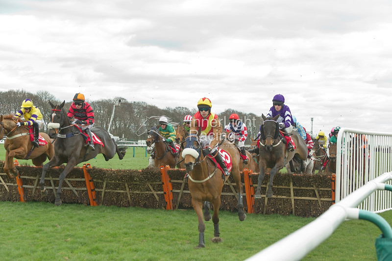 Haydock Park Wild West Family Raceday 4th April 2015