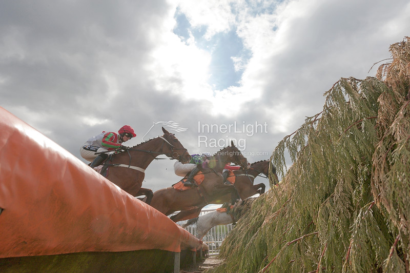 Haydock Park Wild West Family Raceday 4th April 2015