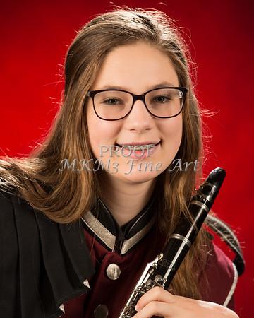 Nadia Schertzer, 9