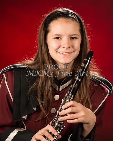 Olivia Sawyer, 8