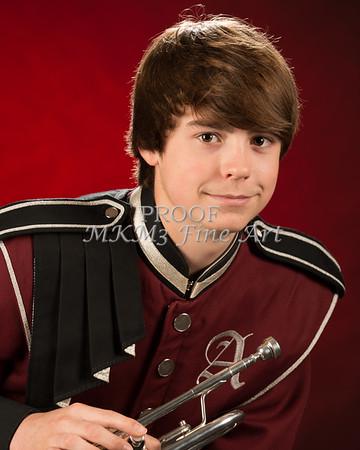 Aaron Reneau, 10