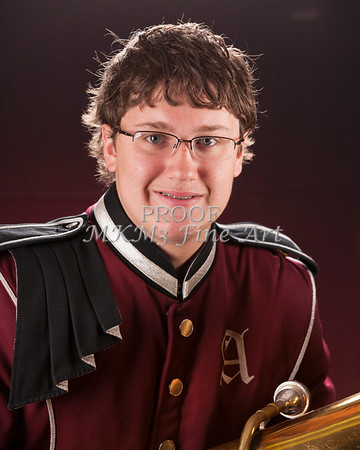 Brett Langenbau, 08