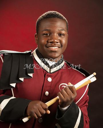 Kennard Williams, 9