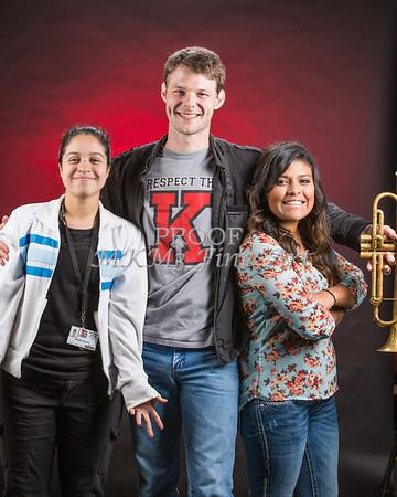 Kilgore High School Orchestra 2015
