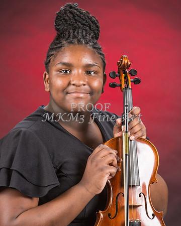 Adrianna Mitchell, 9