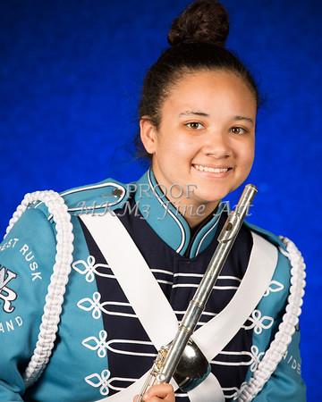 Brenaaya Patterson, 9,