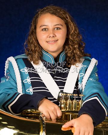 Christina Andrade, 9,
