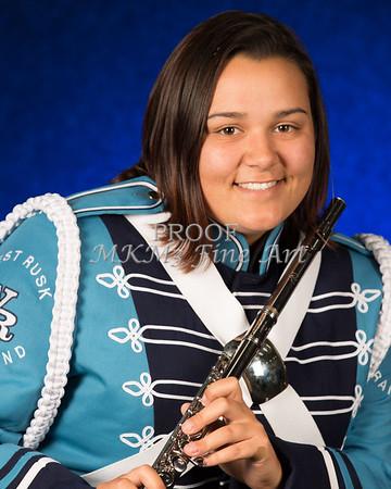 Samantha Floyd, 11, D