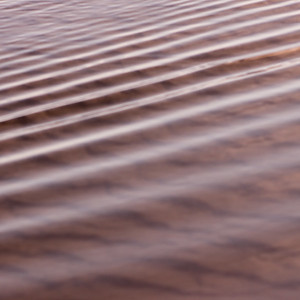 Shallow water ripples