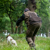 Wrencourt Retriever training July-26