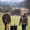 Flatcoated Retriever Open Field Trial Coughton-1