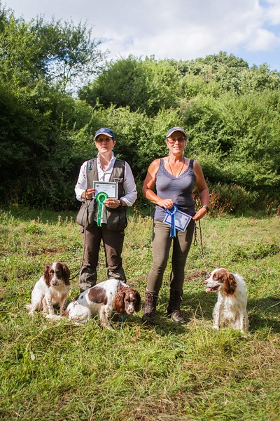 Bristol & West Spaniel Working Test Aug 5th 5D-128