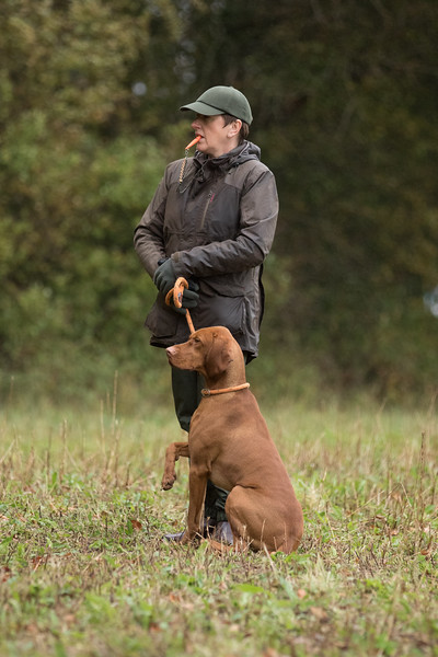 Cotswold Gundogs Peg dog Training Day-99