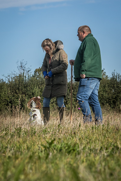 Cotswold Gundog Hunting Skills Training Day 7D-73
