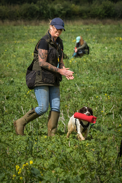 Cotswold Gundogs Shoot Skills Training Day 7d-144