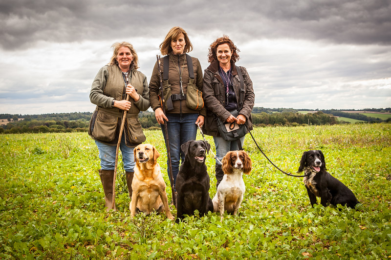 Cotswold Gundogs Shoot Skills Training Day 5d-27