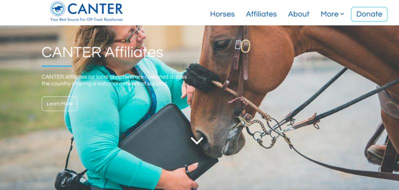 CANTER USA website