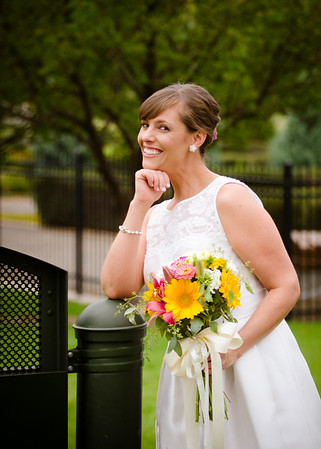 Wedding photography by Ferrin Photo