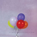 Balloons lavendar