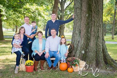 Baker extended family001