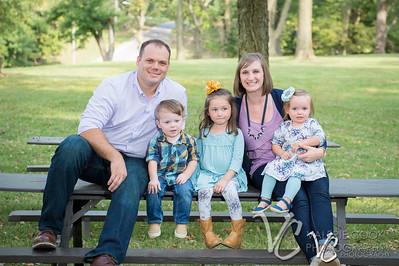 Baker extended family030