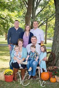 Baker extended family003