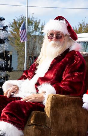 Santa in Callaway FL
