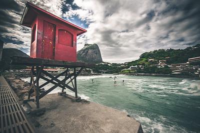 Beautiful day in Rio