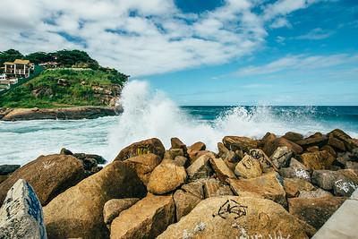 The sea vs the rocks (Rio De Janeiro BRAZIL)