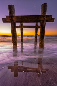 Galveston Sunrise (Galveston TX)