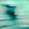 tethered moving boat at dawn-1