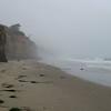 Foggy Shoreline - Northern California Coast 4