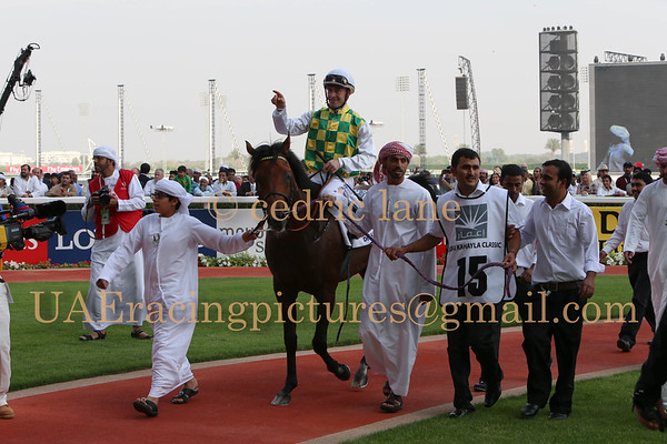 Dubai World Cup Horse Race Meeting 29th March 2014 at Meydan race track