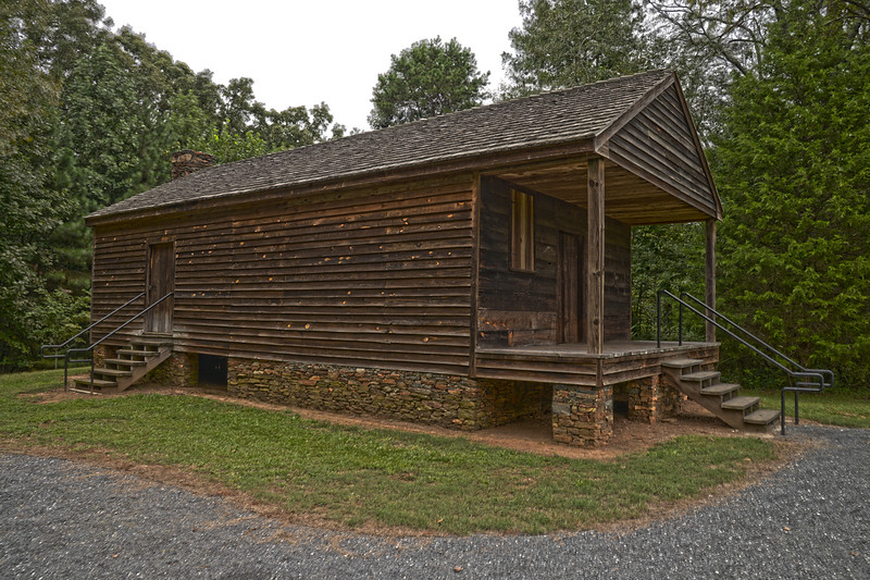 Yellow River Post Office Historical Site Gwinnett County
