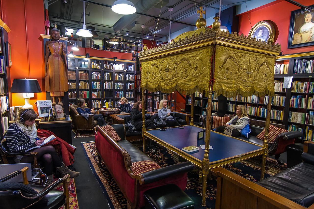 Battery Park Books