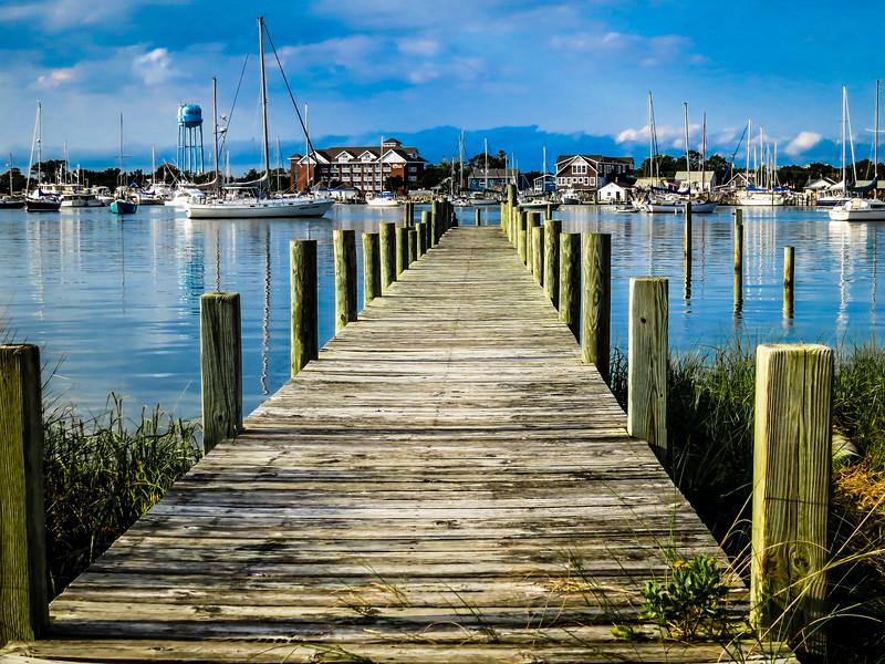 Silver Lake, Ocracoke