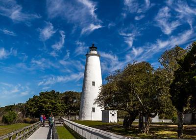 Morning Sky Ocracoke